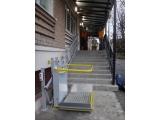 """Подъемная платформа с наклонным перемещением """"НПП-001"""""""